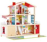 Hape Infant Doll Family Mansion