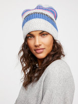 Free People All Day Every Day Striped Beanie