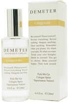 Demeter Gingerale by for Women Pick-Me Up Cologne Spray, 4.0-Ounce