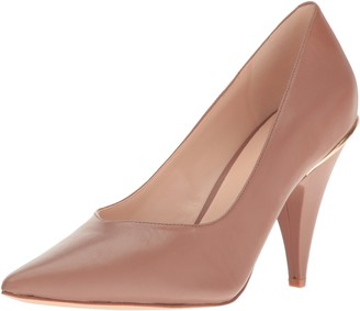 Nine West Women's Whistles Leather Pump