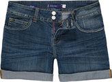 VIGOSS Roll Cuff Womens Shorts