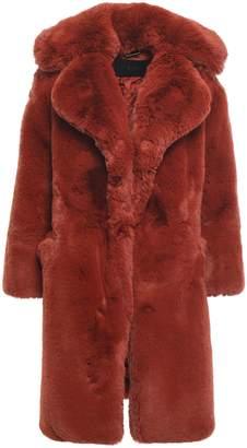 Givenchy Faux Fur Coat