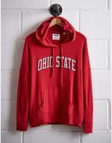 Tailgate Women's Ohio State Plush Hoodie