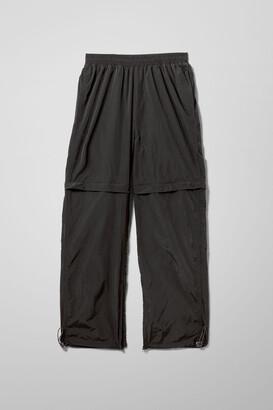 Weekday Kinna Tracksuit Trousers - Black