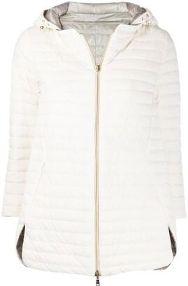 Herno Reversible 3/4 Sleeves Jacket