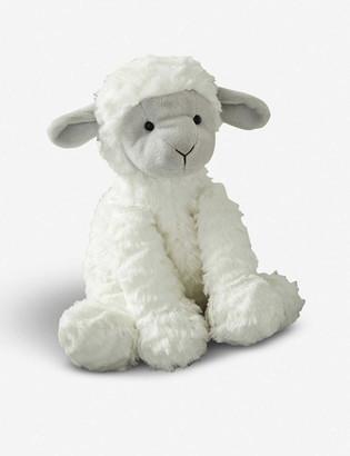 The Little White Company Fuddlewuddle lamb plush toy 23cm