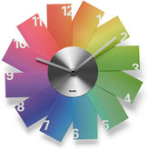 Moma Rainbow Clock