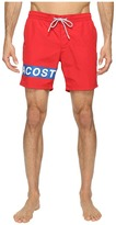 Lacoste Logo Swim Medium Length Men's Swimwear