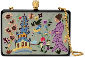 Gucci Broadway bag with pagoda embroidery