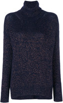 Etro metallic effect jumper - women - Polyamide/Viscose/Cashmere/Metallic Fibre - 42