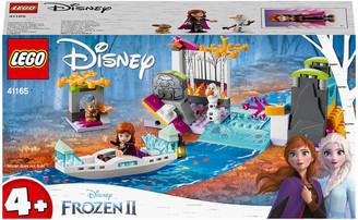 Lego Disney Princess: Anna's Canoe Expedition (41165)