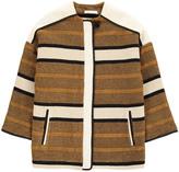 Sessun Woven Oversized Skoura Coat