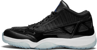 Jordan Air 11 Retro Low IE 'Space Jam' Shoes - Size 9.5