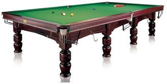 BCE Westbury 12ft Steel Cushions Slate Snooker Table