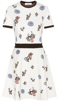 Valentino Floral knitted dresss