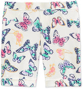 Epic Threads Mix & Match Butterfly-Print Bermuda Shorts, Toddler & Little Girls (2T-6X), Only at Macy's