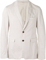 Burberry two-button blazer - men - Cotton/Spandex/Elastane - 46