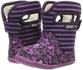 Bogs Baby Classic Flower Stripe Girls Shoes