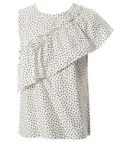 Sonia Rykiel White Cotton Top for Women