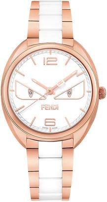 Fendi Women's Momento Bugs Diamond Watch