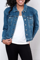 Vero Moda Denim Turn Down Jacket
