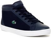 Lacoste Straight Set Chukka Canvas Sneaker