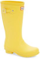 Hunter Waterproof Rain Boot (Little Kid & Big Kid)