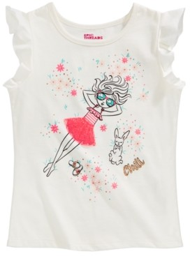 Epic Threads Little Girls Chill Girl T-Shirt, Created for Macy's