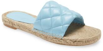 Jeffrey Campbell Salvora Espadrille Slide Sandal