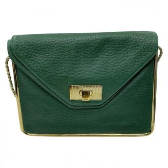 Chloé Sally Green Leather Handbags