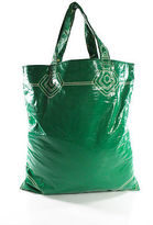 Marc by Marc Jacobs Green Zipper Close Tote Handbag