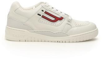 Bally Kuba-T Logo Sneakers