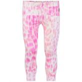 Roberto Cavalli Roberto CavalliGirls Pink Leopard Print Leggings