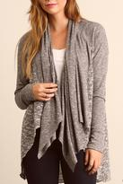 Umgee USA Open-Front Cardigan