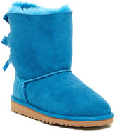 UGG Bailey Bow Genuine Sheepskin Lined Boot (Big Kid)