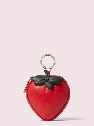Kate Spade Picnic Strawberry Coin Purse