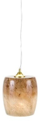 World Menagerie Beames 1 - Light Single Drum Pendant