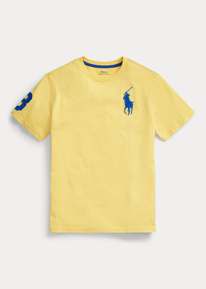 Ralph Lauren Big Pony Cotton Jersey Tee