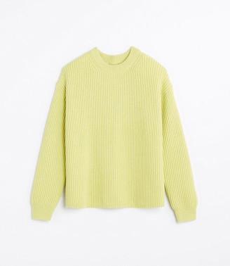 LOFT Lou & Grey Shrunken Sweater