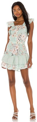 PQ Cate Ruffle Dress