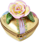 Chamart Heart & Rose Relief Box