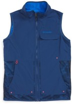 Columbia Boy's Next Destination Water Resistant Vest
