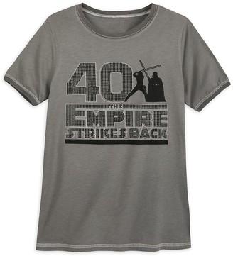 Disney Star Wars: The Empire Strikes Back 40th Anniversary T-Shirt for Women