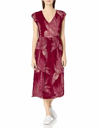 Roxy Women's Rush Minute Midi Dress