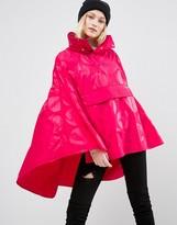 Puffa Piquet Poncho Raincoat