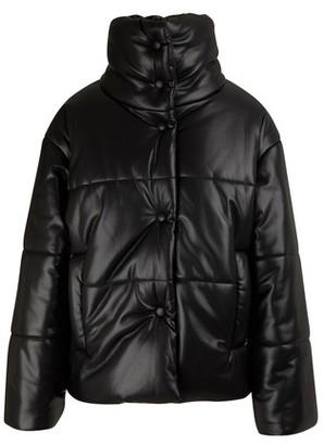Nanushka Hide vegan leather jacket