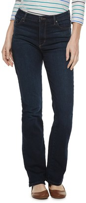 Gloria Vanderbilt Women's Amanda High-Waisted Bootcut Jeans