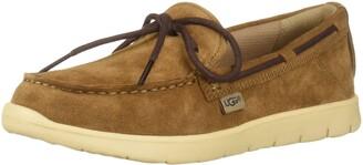 UGG Kids' Beach Moc Slip-On Shoe