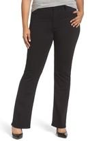 NYDJ Plus Size Women's Barbara Stretch Bootcut Stretch Twill Pants Jeans