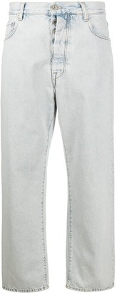 Unravel Project High-Rise Boyfriend Jeans